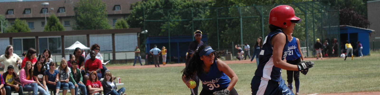 """Junior Girl's Softball Championship"" by heraldpost"